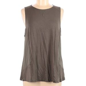 C9 by Champion Green Workout Top Mesh Sleeveless